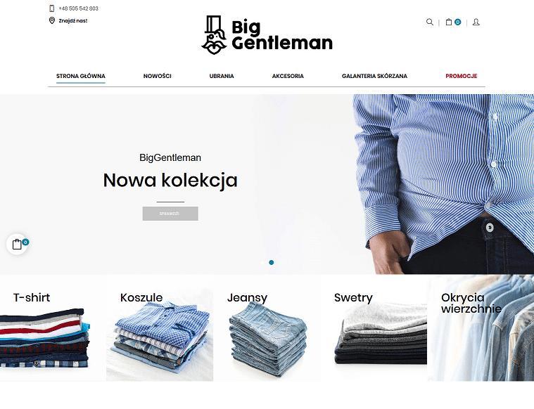 Biggentleman.pl