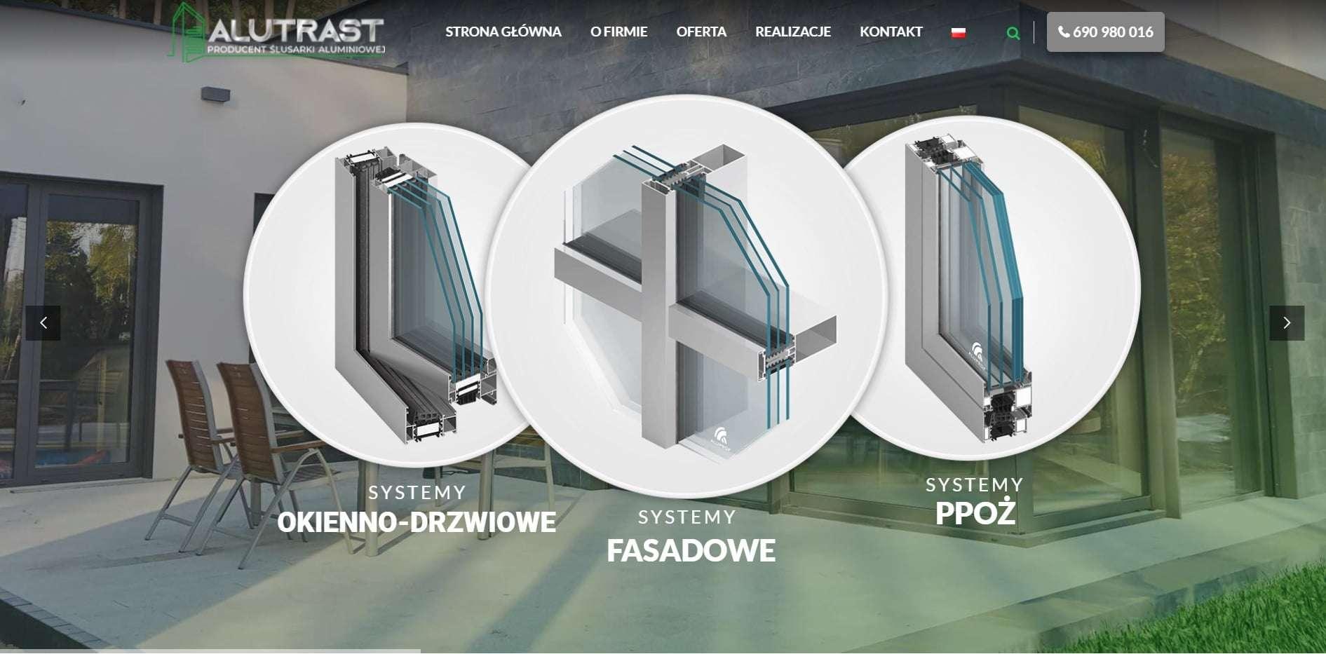 Alutrast.pl