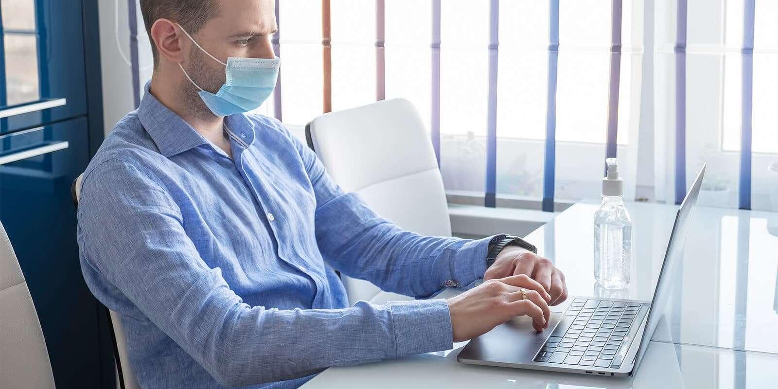 Koronawirus – przymus czy przywilej prowadzenia biznesu online?