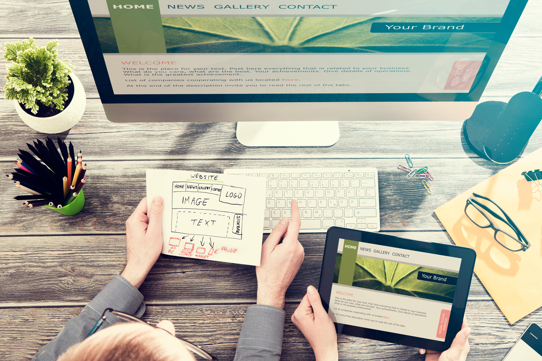 Współczynnik konwersji strony internetowej – pozytywny wpływ designu
