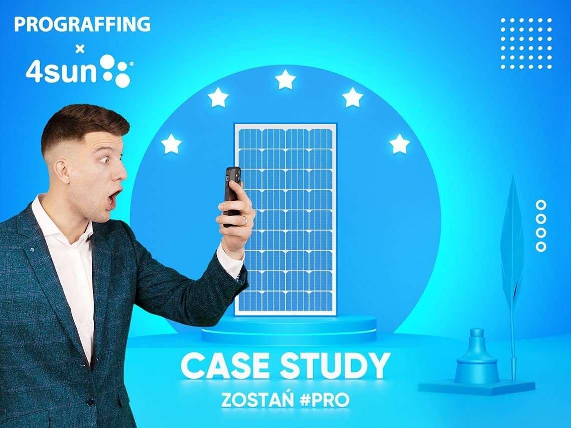 Case Study – Jak zbudowaliśmy potęgę na rynku paneli słonecznych