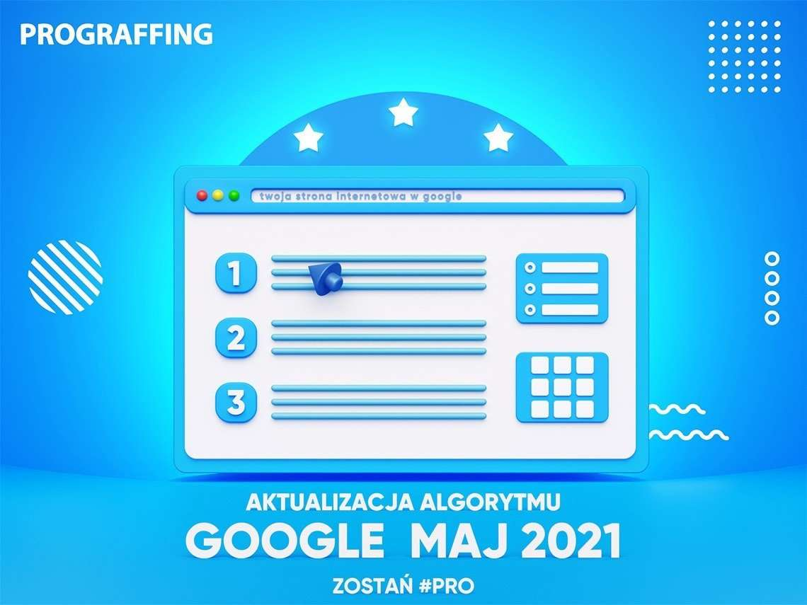 Jak przygotować się na majową aktualizację algorytmu Google